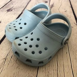 CROCS Toddler Shoes Size 2